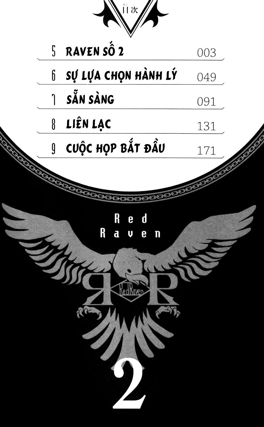 Red Raven chap 5 - Trang 2