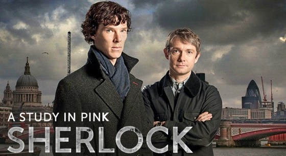 TV-episode of Sherlock