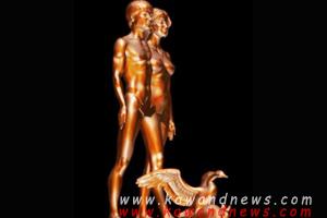 husssst..tapi semua itu cuma patung mereka berdua yang telanjang. :)