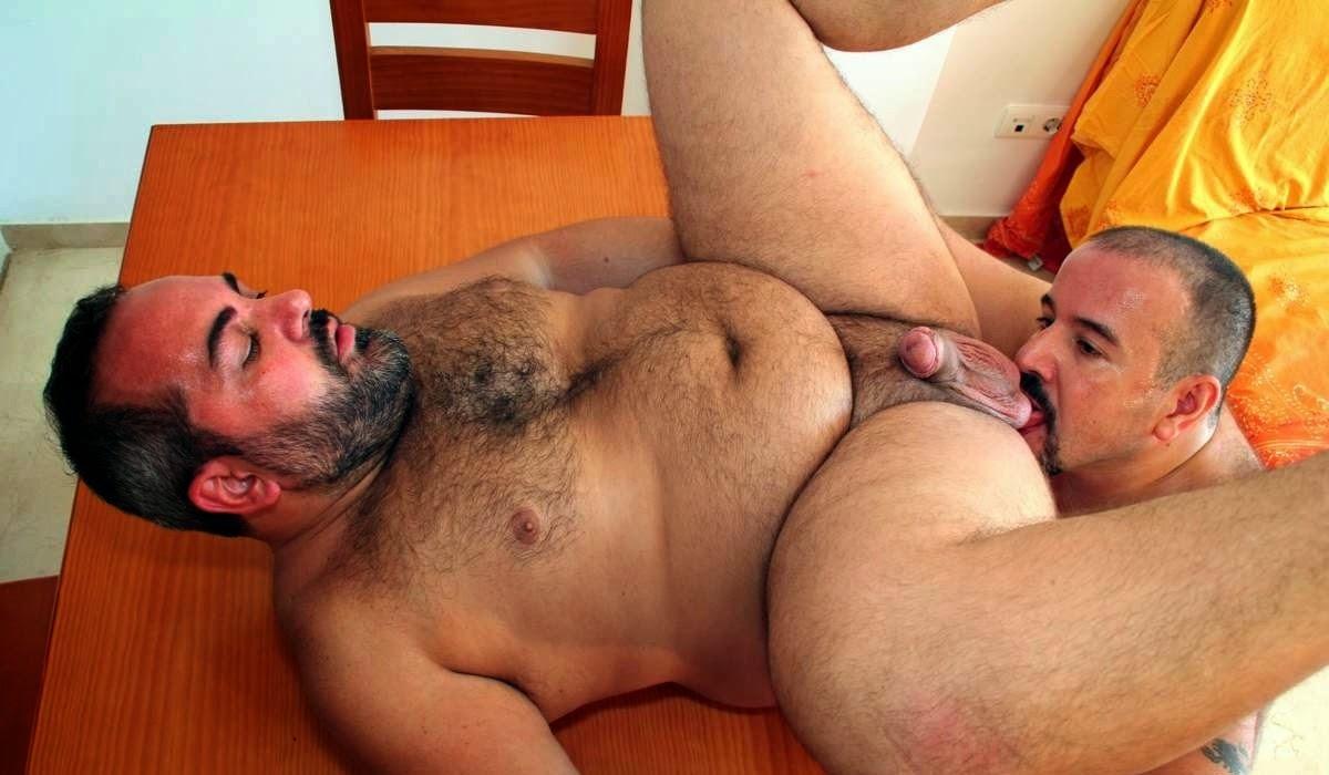 смотреть порно толстый мужик
