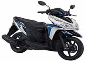 Honda Vario Techno 125 for rent in Ubud, Bali
