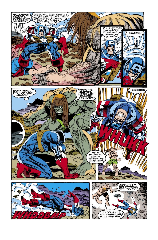 Captain America (1968) Issue #436 #386 - English 10