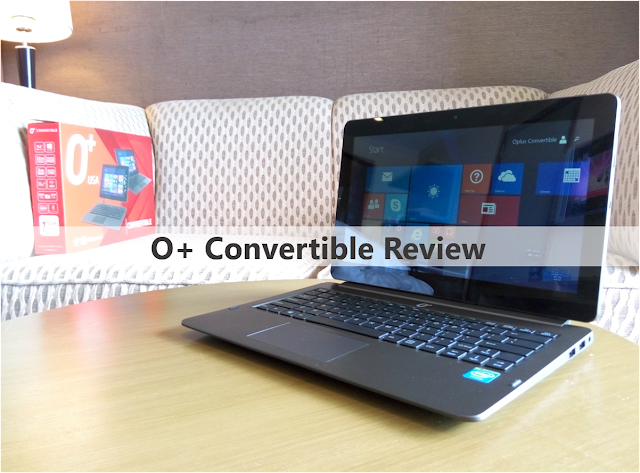O+ Convertible Review