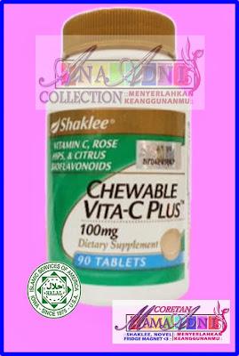 Vitamin C untuk Anak Kita dari Shaklee