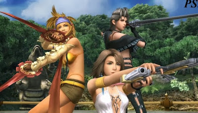 Game Play Final Fantasy X 2                Full Incl Emulator