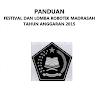 Juknis Festival dan Lomba Robotik Madrasah Tingkat Nasional Tahun 2015