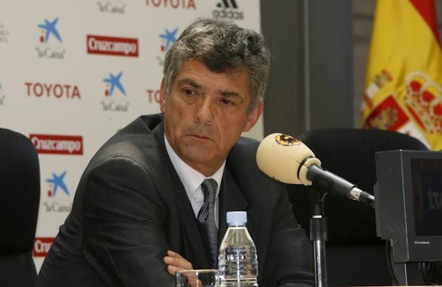 Villar rechazó patrocinios para el fútbol femenino