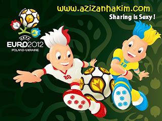 Jadwal Euro Malam Ini 12-13 Juni 2012