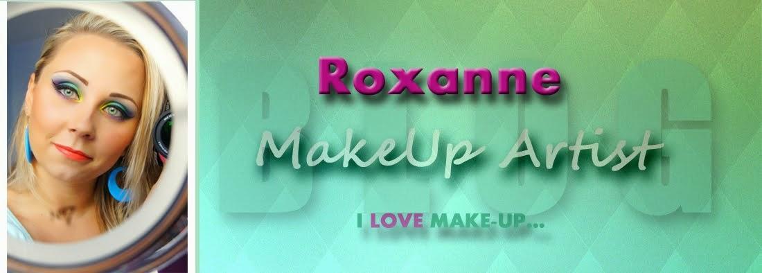 Roxanne MakeUp Artist presents: makijaże, recenzje, testy kosmetyków