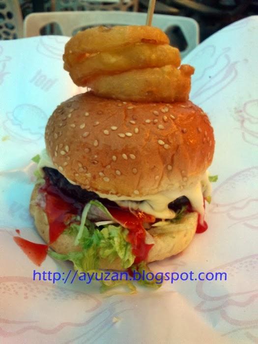 burger bakar kambing abang burn