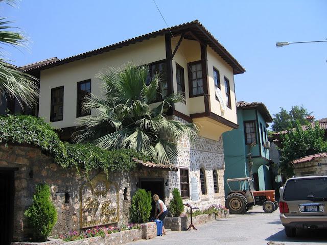 Alp Paşa Konağı, Antalya