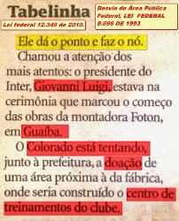 LÁ VAI O GRILEIRO