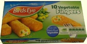 Theyre Just Like Fish Fingers With The Same Crispy Crumb Outer Coating But Inside Is A Delicious Combination Of Mixed Vegetables Including Sweetcorn