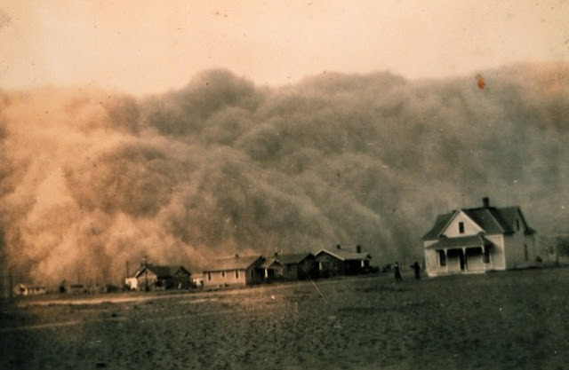 Dust Bowl – Early 1930′s