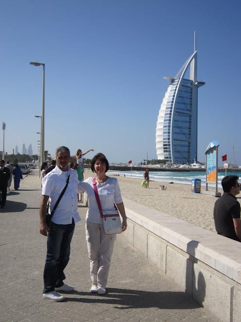 finalmente a Dubai