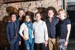 hentley farm, barossa valley, degustation, adelaide, fine dining, today show, channel 9