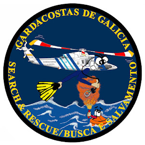 Patch SAR crews Galicia Coast guard S-76C+