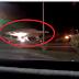 Ούπς...!! Νταλίκα μεταφέρει ιπτάμενο δίσκο νυχτιάτικα με συνοδεία περιπολικών!! - βίντεο