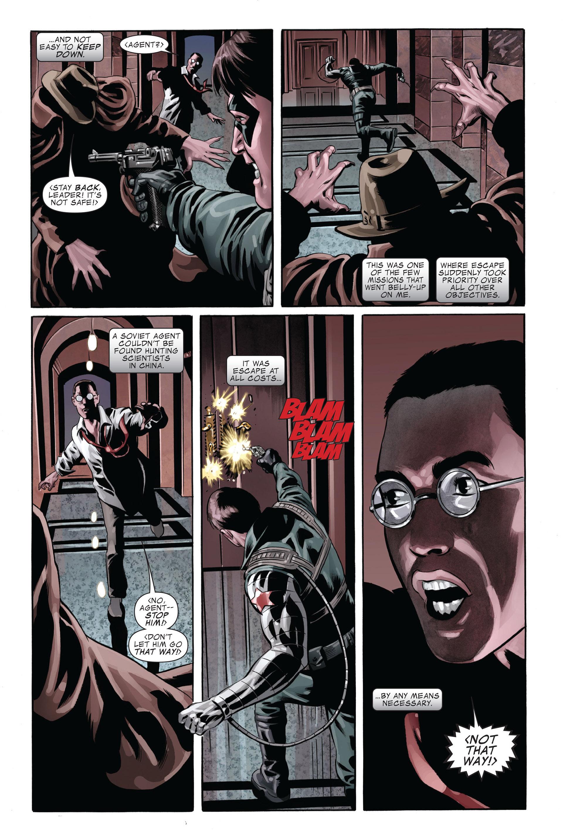 Captain America (2005) Issue #45 #45 - English 12