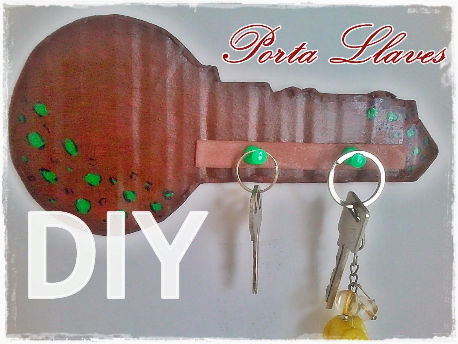 Tu llavero ideal - Porta llaves pared ...