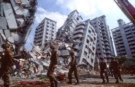Major Earthquake Strikes Central Philippines