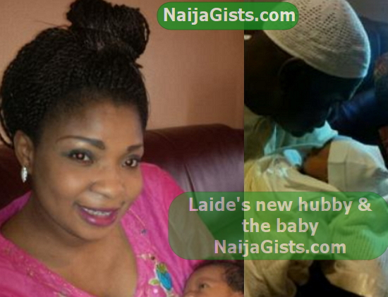 laide bakare baby naming ceremony