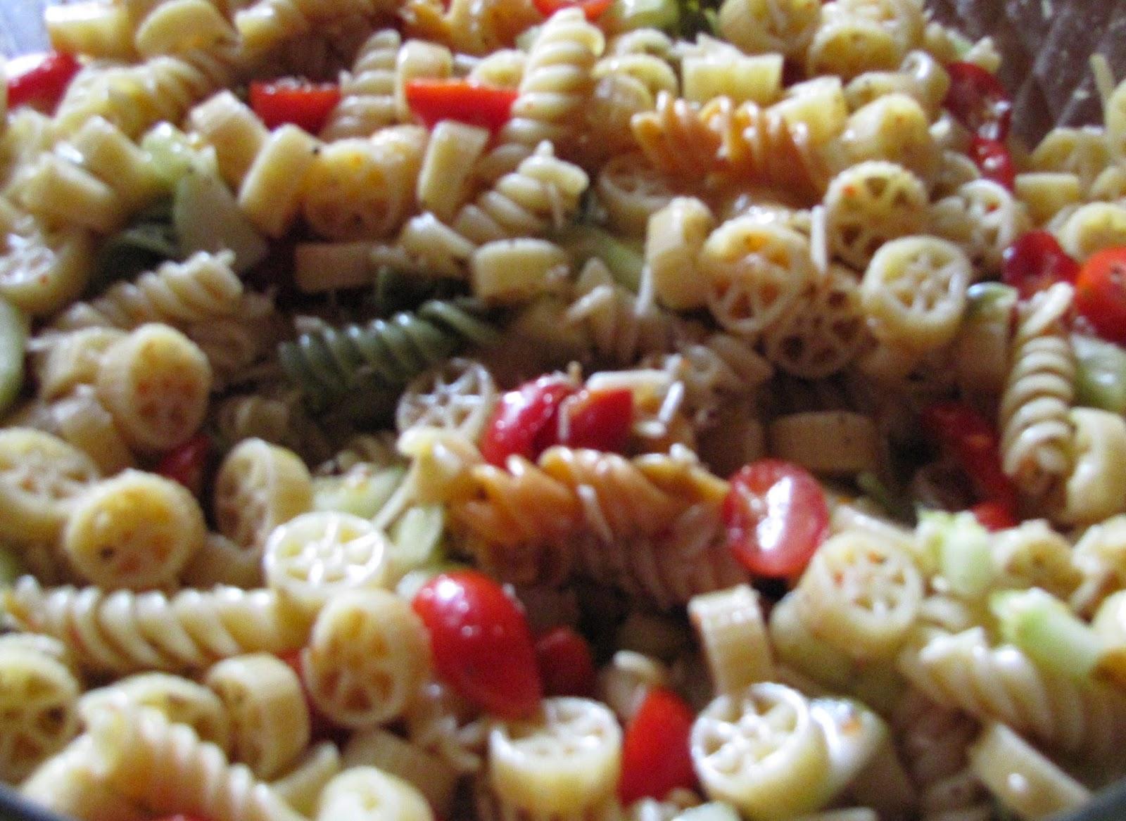 Big Mama 39 S Home Kitchen Party Pasta Salad