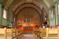 St Andrew's Church in Maine – A Model in Interior Decoration