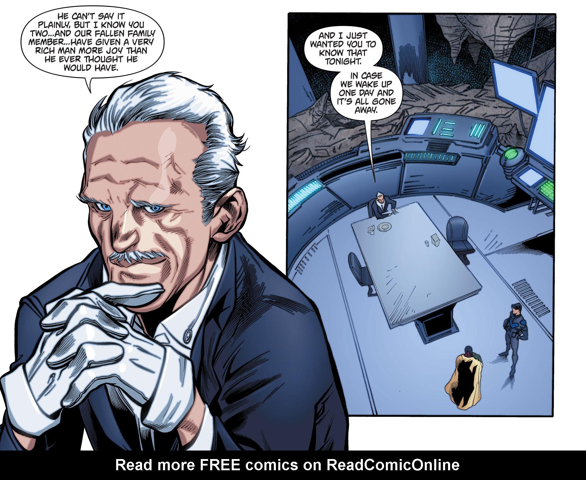 Batman: Arkham Knight [I] Issue #34 #36 - English 16