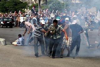 Kaherah, penyokong morsi, presiden mesir, demo rakyat mesir