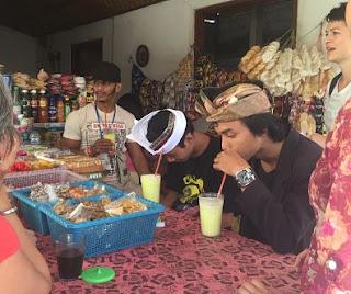Bali. Bona Village. Bali coffee