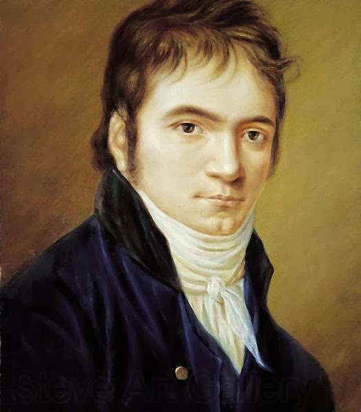 Ludwig van Beethoven portrait randommusings.filminspector.com