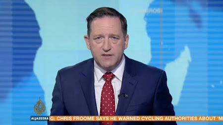 Frekuensi siaran Al Jazeera English di satelit AsiaSat 7 terbaru