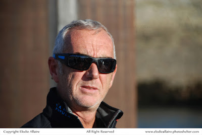 """Loick Peyron : """"Le record de mon équipage est tout à fait améliorable de plusieurs jours"""""""