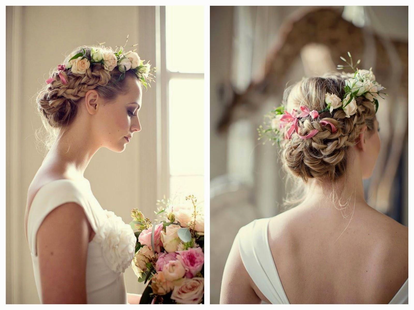 peinados naturales para novias las mejores ideas bodas