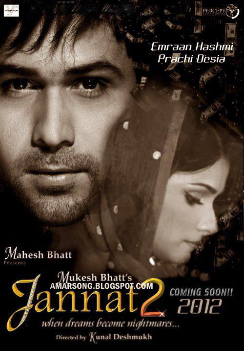 Jannat 2 (2011) Hindi Movie Mp3 Download