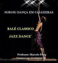 NO NEC - AULAS DE BALÉ CLÁSSICO E JAZZ DANCE