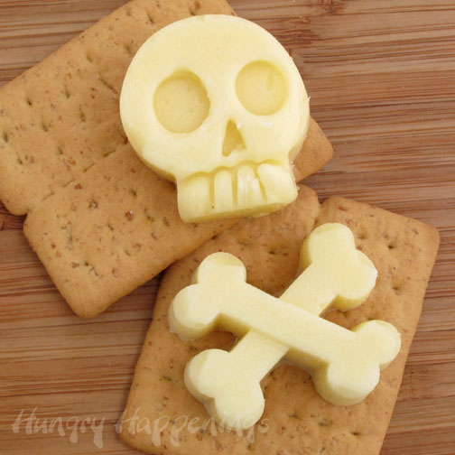 Skull And Crossbones Cheese