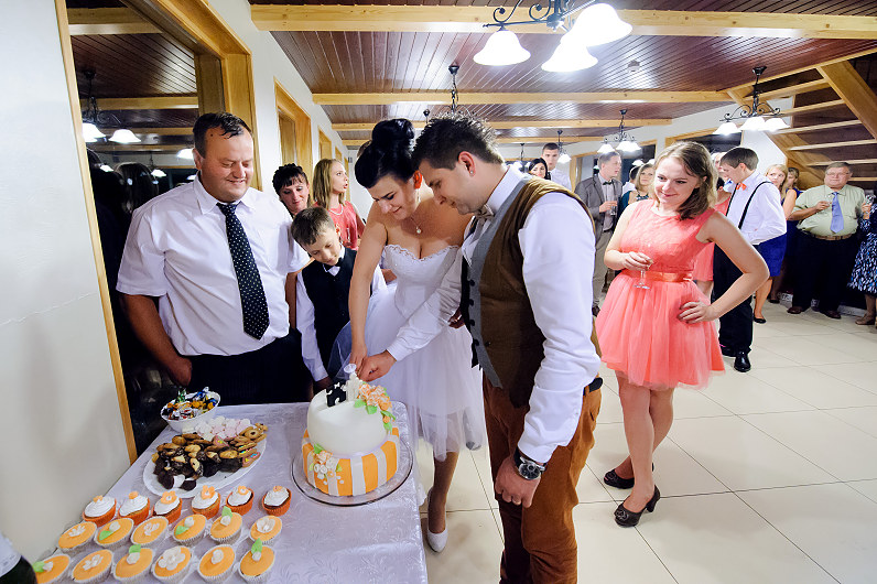 Torto pjovimas