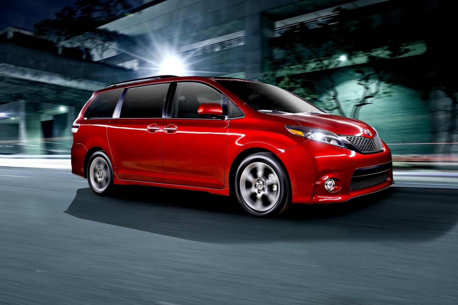 22507b0a3d Upcoming Cars 2015  Minivan Sales In America February 2015 YTD