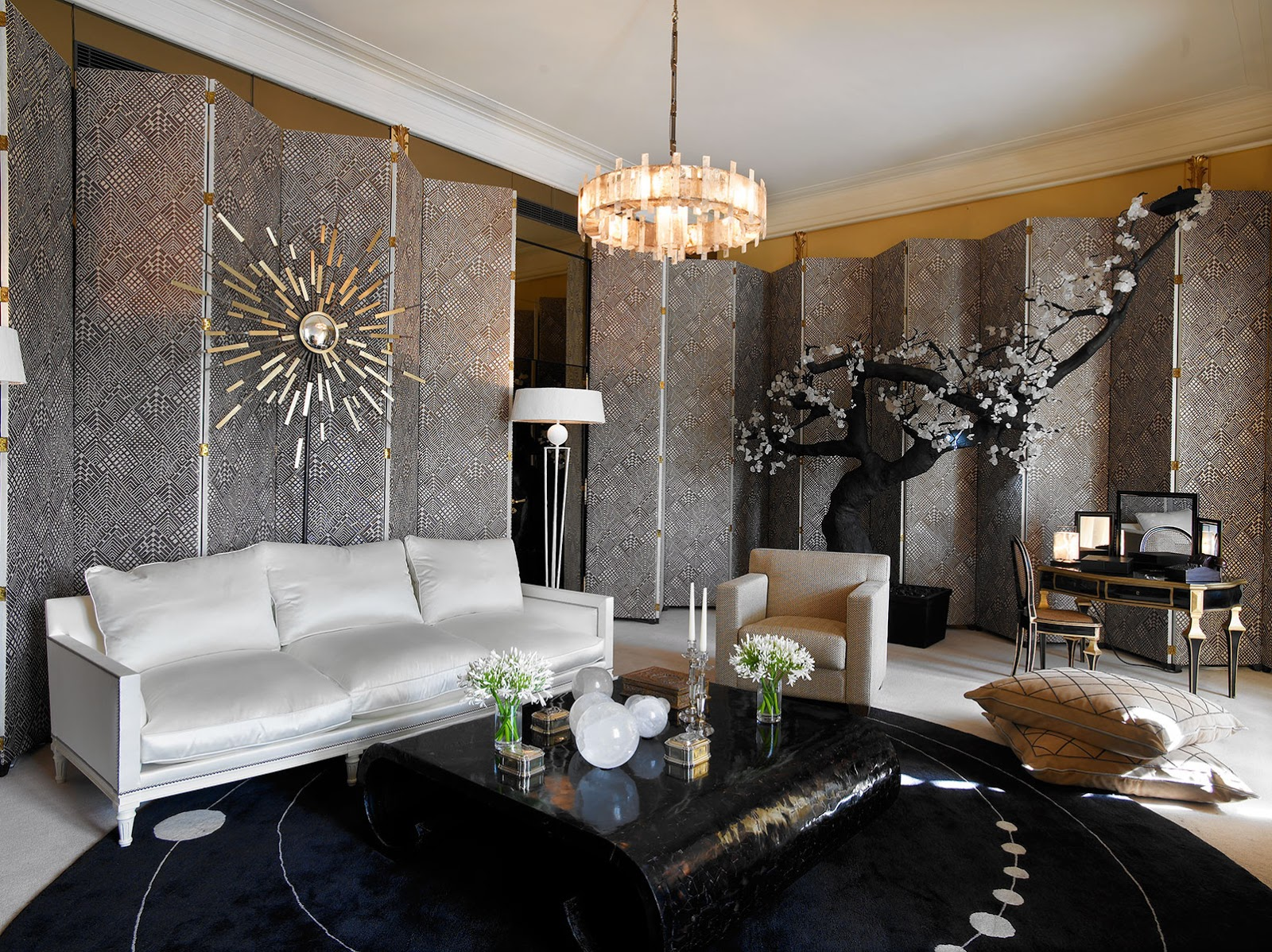 Loveisspeed deniot and love the xviii timeless for Sophisticated living room designs