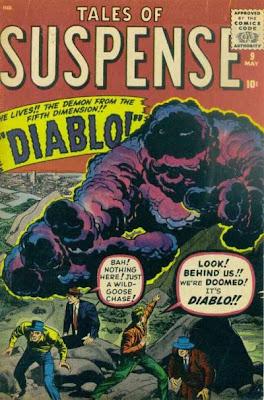 Tales of Suspense #9, Diablo