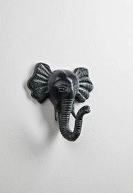 Elephant Storage Hook