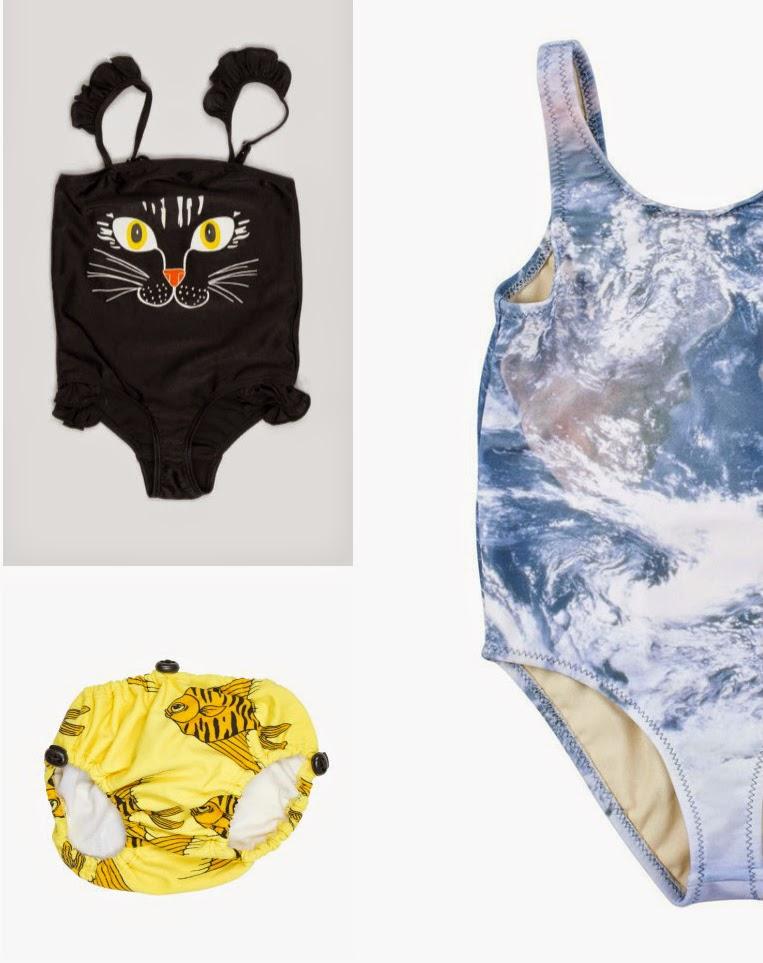 Coolest kids' swimwear for summer 2015! - Mini Rodini and Popupshop