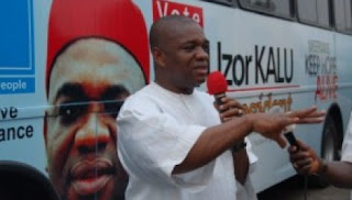 Orji Kalu Launches 2015 presidential race with visit to Ooni of ife