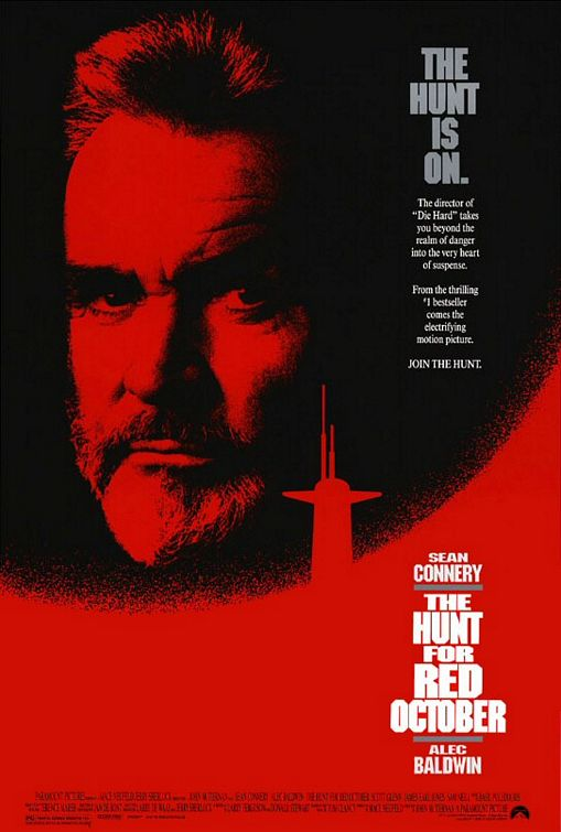 Sn Tm Tu Ngm Vng Thng Mi  Vietsub - The Hunt For Red October Vietsub - 1990
