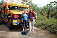 Chiva - lokale bus.