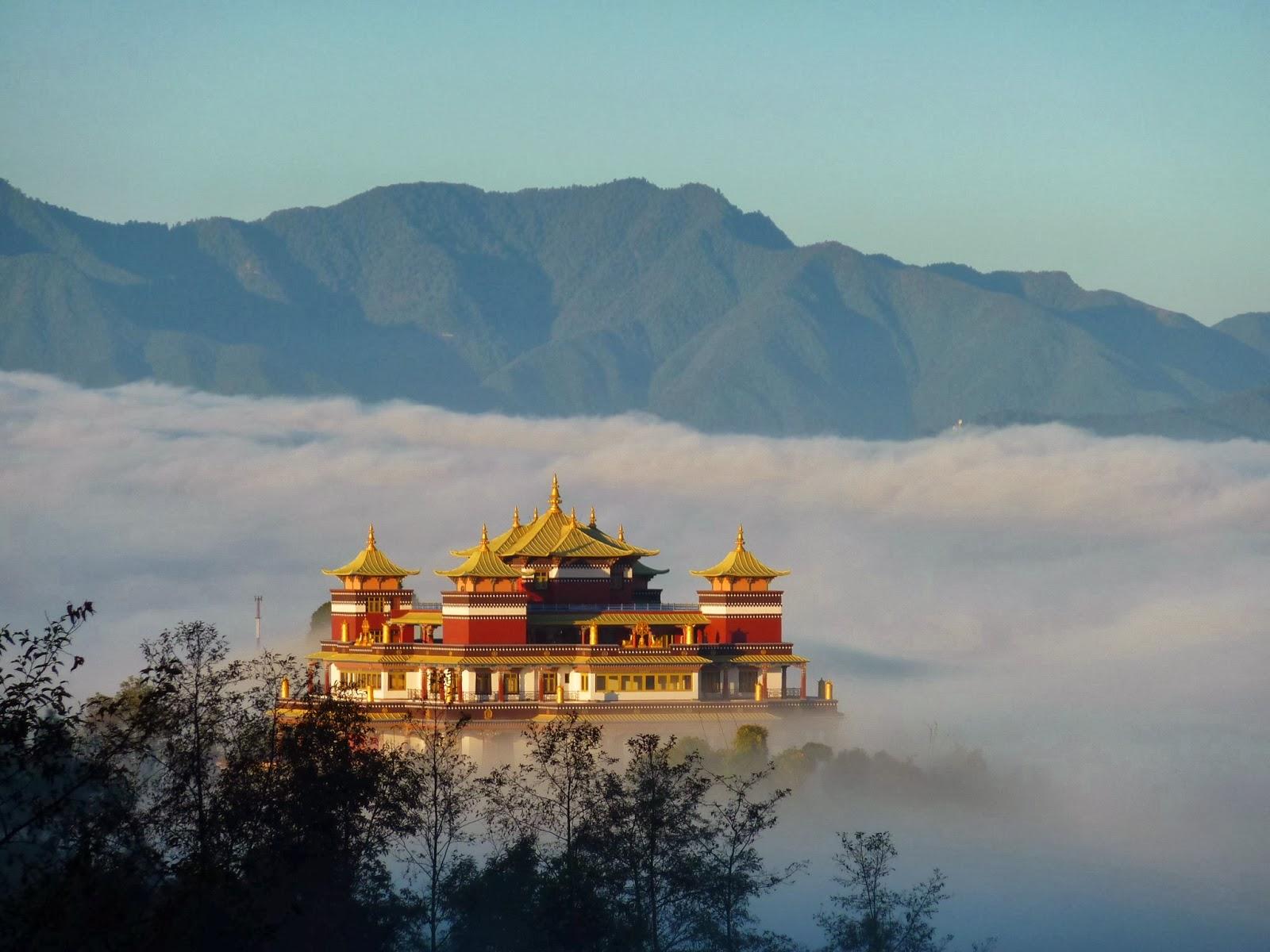 Amitaba Temple in Kathmandu, holiday in kathmandu, temple in kathmandu