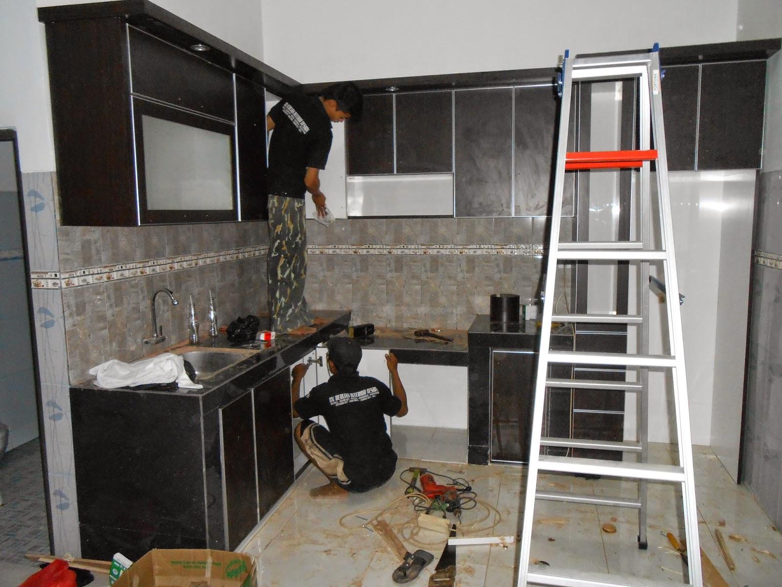 Kitchen set cikarang bekasi tambun cibitung jakarta