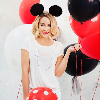 Minnie Mouse Collection by LC Lauren Conrad Graphic Tee